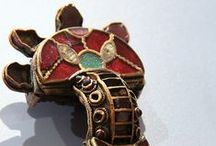 Anglo-Saxons / Amazing Anglo-Saxon objects, history and inspirations