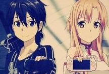 Sword Art Online / I like this anime so much :3