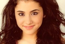 Ariana Brown curly hair / Ariana with Brown curly hair