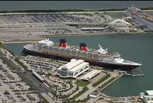 Cruises / Florida is home to 5 Ports of Call for Cruising. Port Canaveral is right here in our own backyard!