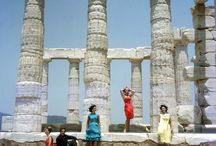 Slim Aarons photographs Greece