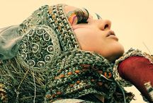 Ethnic Tribal Boho Inspiration / Clothes and accessoires