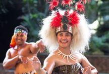 Colours of Samoa / Siva - Dances from the polynesian island Samoa, Costums and Cultur
