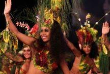 Colours of Tahiti - French Polynesia / Tahitian Dances - Ori Tahiti Aparima and Otea, Costumes, Traditions and Cultur