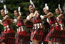 Colours of the Kingdom of Tonga / Tau'olunga Dances, Costums, Tradition and Cultur from the polynesian island Tonga