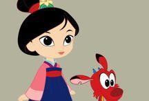 Mulan ❤