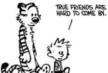 Calvin and Hobbes / Calvin and Hobbes comic strips
