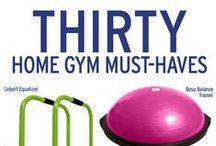 Fitness Home Gym Ideas
