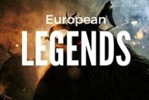 The incredible European Legends / European legends are incredible and super curious. if you want to be part of this board, please feel free to ask me =D
