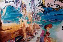 Pintura / Trabajos realizados curso 2015/2016