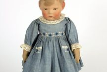 Kathe Kruse Dolls / by Lucy Funk