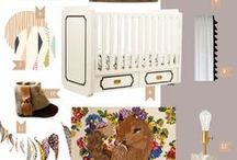Style Boards | Nursery / Inspiration for decorating your Nursery.  :)