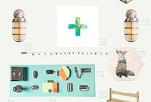 Style Boards | Play Room / Inspiration for decorating a play room.  :)