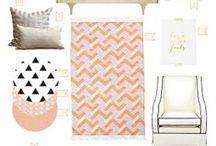 Style Boards | Nursery - Girl