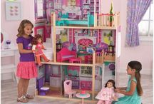 In the Dollhouse / Toys for my little princess / by Karlisha Lee