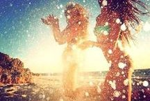 summer, holiday