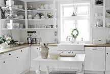 White for the kitchen