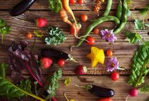 Vegan♡ / Always organic-GMO free  / by Moon