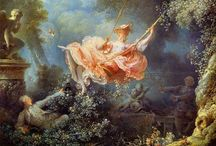 1750-1799 A Feminine Fashionable World / by Lucy Funk