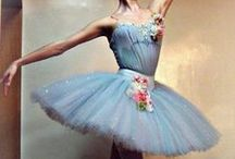 Ballet...Tutus Toes and Tiaras / by Lucy Funk