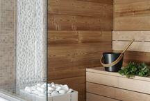 Bath Room - Kylpyhuone - Sauna