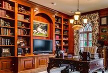 Home Libraries / Spectacular home libraries from our Leverage Global Partners around the world
