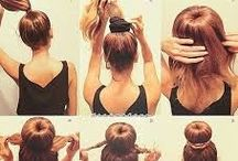 Hairstyle / hairstyles *
