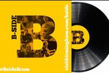 #BsideBrum / We are creating 'Birmingham's  B-side' - The ultimate West Midlands playlist, a virtual 2-track album which reflects the diversity of music that originates from the region and we want you to tell us which songs you think should feature on it! Make your vote here: http://visitbirmingham.com/bside