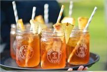 Sweet Tea Fun! / Here are some fun and unique ways to make your glass of #sweettea even more special!