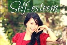 ɞ Build Self-Esteem ɞ / Tips on how to improve self-esteem. Unless you are unhappy with yourself, you cannot live a happy life.