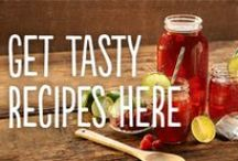Original Recipes by Southern Breeze / Now you can enjoy our Original Southern Breeze Sweet Tea in a wide variety of ways, from Jalapeno Lemonade to Raspberry Ginger!  Get mixing & share your own images!