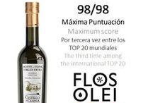 Premios / Awards / Nuestros Aceites de Oliva Virgen Extra cuentan con los premios más prestigiosos del sector!  Our Extra Virgin Olive Oils have been awarded with the best awards in the sector of olive oil!