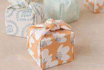 Wrap / pretty gifts