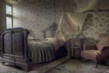 Abandoned Mansions, Homes, Business and Resorts / Abandoned Mansions, Homes, Business and Resorts / by Vintage Allies