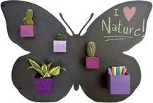 Macetas magnéticas / Decora tus paredes con macetas, se imantan a cualquier superficie metálica