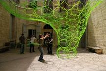 Playgrounds & Interesting installations...