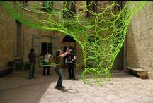 Playgrounds & Interesting installations...