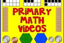 Math Mania / This board is for math related educational resources and ideas. All elementary grade levels welcome! If you would like to pin to this board please follow me and send your email address to: thek2guru@gmail.com and I will be happy to invite you!