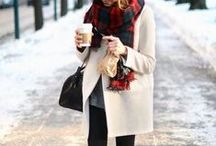 Casual Fashion - Winter / Some casual outfits for casual everyday inspiration throughout winter.