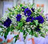 Asztali dekoráció / Virágdekoráció, vázák, faágak és egyéb egyedi esküvői asztaldíszek minden mennyiségben. | Neked melyik álmaid asztaldísze? Kérd árajánlatunkat, elkészítjük neked! http://eskuvoidekor.com/viragdekoracio