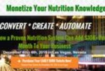 Events / Certified Fitness Nutrition Specialist Events