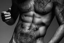 hot inked men <3