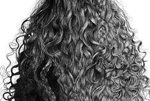 CACHOS / pra não perder a fé de que um dia meu cabelo vai ficar belo
