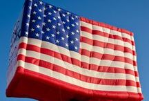 U.S.A / Patriotic for the Red, White, and Blue
