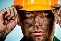 Commercial Insurance / Dangerous jobs and big businesses
