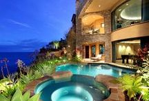 Home Insurance / Spectacular homes that we would never want to see up in flames.