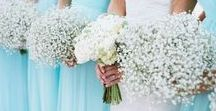 Rustic, blue, wedding...