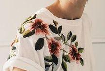 BLUSAS / blusa com textura, manga, ou bordado