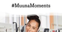 Muuna Moments / #MuunaMoments are the little acts of self-care you take throughout your day that keep you on track toward a more healthful lifestyle. Take the stairs, take along a nutritious snack, take #MuunaMoments for yourself.
