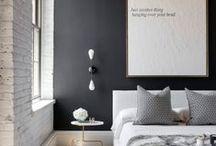 bedrooms / by Jen Banez